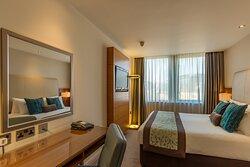 Thistle Trafalgar Square Bedroom