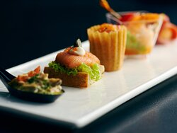 Canapes (Savoury )