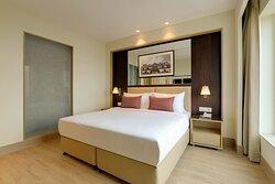 Deluxe suite, room
