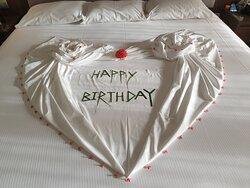 Hotel Riu Palace Maldivas, my room for my birthday 😊