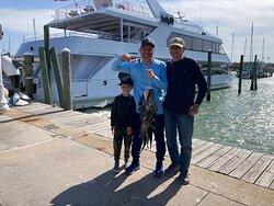 Best deep sea fishing in Tampa Bay!