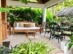 Cozy Cottage verandah