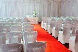 Bardd Suite - Wedding Ceremony