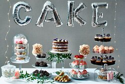 Catering - Dessert Table