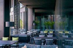 Al Mina Restaurant Terrace