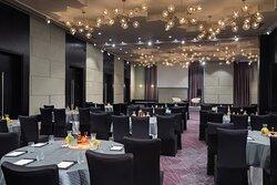 The Turf Meeting Room - Banquet Setup