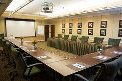 Alexander Parker boardroom