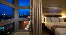 Standard Double Room with City of London Views