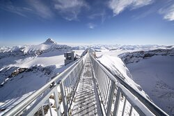 Glacier Peak Walk Winter