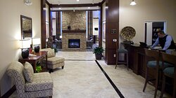 A warm welcome to the Staybridge Suites San Antonio Seaworld.