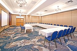 A modern space perfect for your next conference