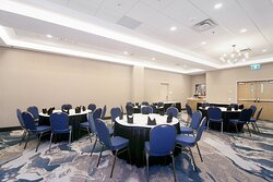 Host your conference with in-house catering, coffee and tea.