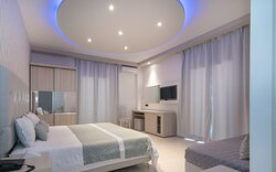 Superior Triple Room with balcony - 31m²