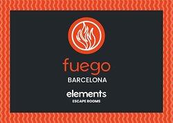 Elements Escape Room - Fuego (Conundroom)
