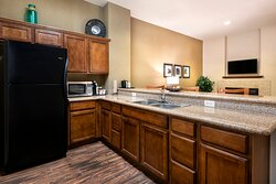 Presidential Suite - Extended Kitchen Area