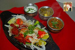 Royal India offers the highest quality Indian cuisine in North Carolina. We offer non-veg, veg and vegan cuisine.
