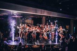 Restaurant Cabaret Medusa - Show