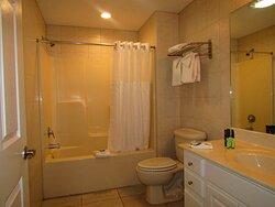 Americana Princess condos 2nd bathroom Ocean City Condos