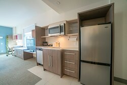 King Studio Suite Kitchen Area