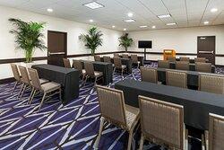 Orpheum Room - Classroom-Style Meeting