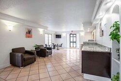 Motel Hazelwood MO Lobby