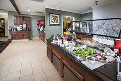 Our Social Reception at hotel near Augusta National Golf Club