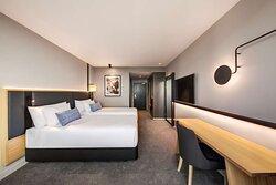 vibe hotel hobart standard twin room