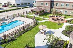 Outdoor Swimming Pool, Lounge, & Gazebo:  Enjoy the outdoors!