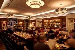 Lure Fishbar Dining Room