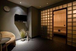 Relax sauna