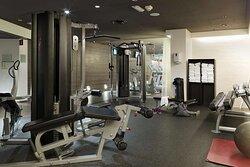 scandic anglais gym