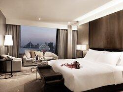 Prestige Suite Honeymoon Set Up