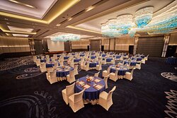 An award winning venue for your celebrations.