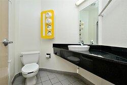 m  bathroom