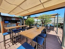 BLOU Rooftop Bar Arnhem