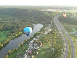 Hot Air Ballooning in Lithuania with Private Baltics
