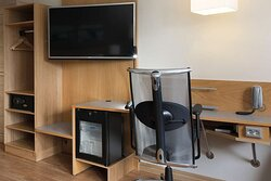 Scandic Asker desk
