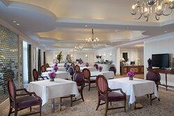 The Crowne Plaza Club Lounge