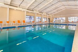 Enjoy a Dip in our Large Swimming Pool