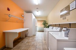 Free Access to Washers and Dryers