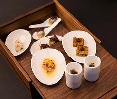 "Fingerfood / Gourmetrestaurant ""fine dining RS"""