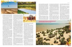 KiteWorld Magazine Article: Wild Calm Waters  Check out our 'Kite Surfari' to Lake Turkana in Kenya's Northern Rift Valley!