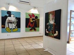 Exposición del Maestro Enrique Oroz    #NuunEspaciodeArte  #VisitaNuun  #ArtistasMexicanos