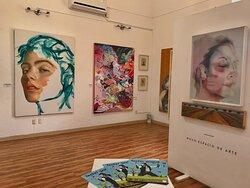 Visita Nuun Espacio de Arte para conocer mas obras de Marielle García