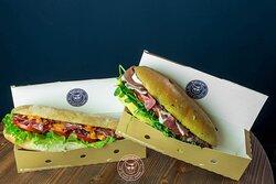 Servizio Delivery e Take Away di Panini Gourmet di Marcellino il Sarto del Panino