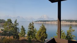 Gorgeous views from upper Lakefront Retreat