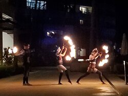 Fireshow