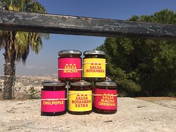 Amazing salsas real homemade flavours