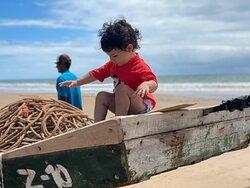 Praia de Miaí de Cima - Coruripe - Alagoas