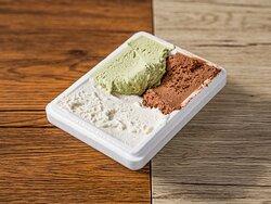 Il nostro gelato artigianale al 100%